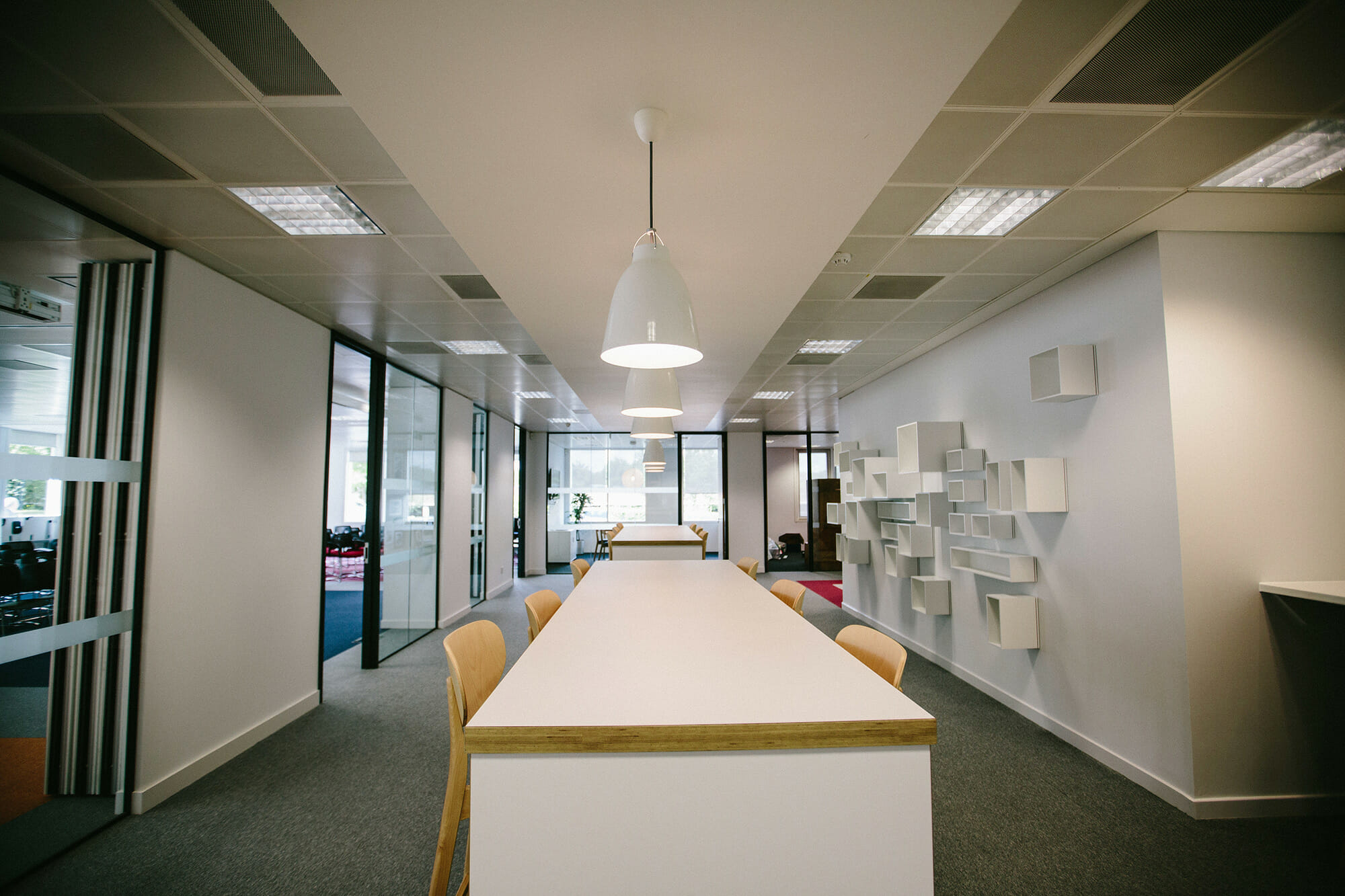 Eden Interior office design - Case Study - Slide 3